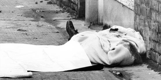 A 1970s victim of Loyalist gunmen