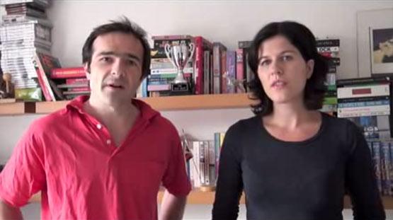 Robert Hudson & Marie Phillips