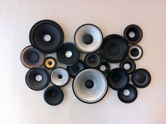 Speakers Sculpture