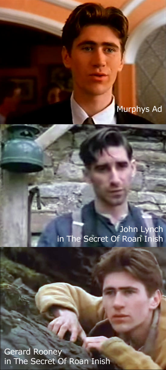 Murphys I'm Not Bitter Ad, John Lynch and Gerard Rooney