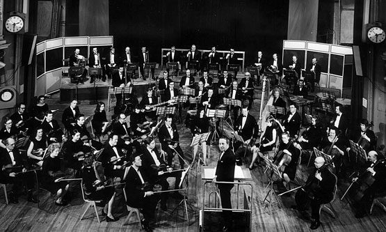 The BBC Radio Orchestra
